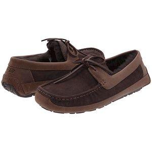 UGG Byron Wear Everywhere Slipper Brown Men 8
